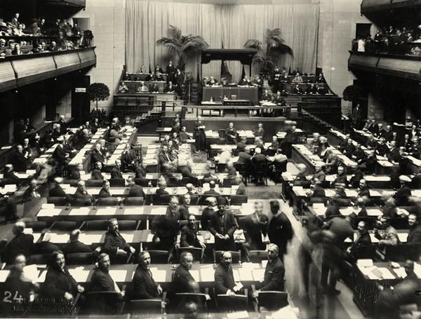 Liga das nações Primeira Guerra Mundial blog do IBA MENDE