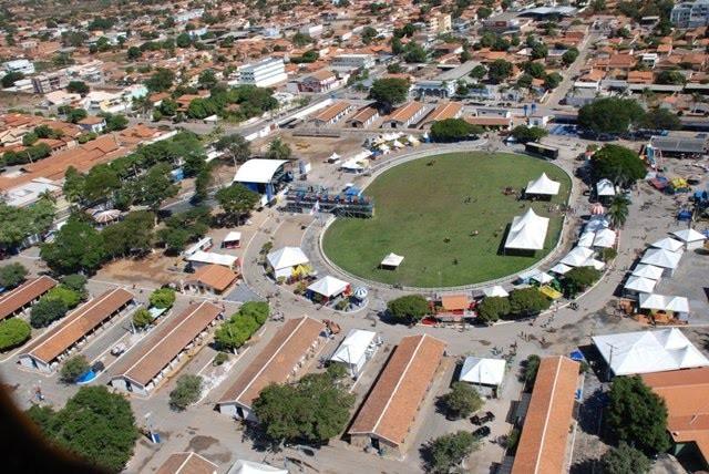 Parque de Exposicoes de Janauba MG