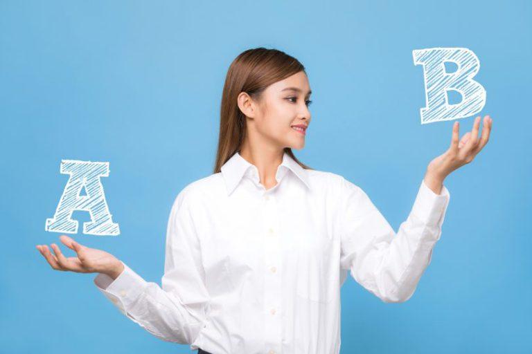 empresaria mujer comparando opciones 810x540 1