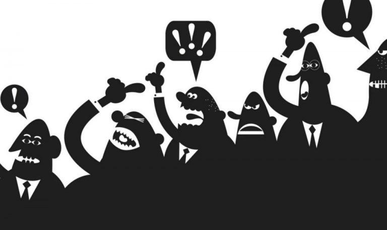 intolerancia briga conflito